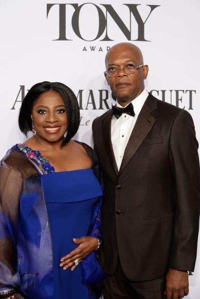 Samuel L. Jackson y LaTanya RichardsonMira aquí los videos más chismosos.
