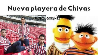 Memelogía: las burlas a la playera de Chivas para el Mundial de Clubes