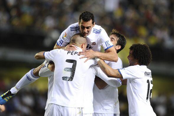 El '7' madridista alcanzaba los 38 goles en una sola temporada.