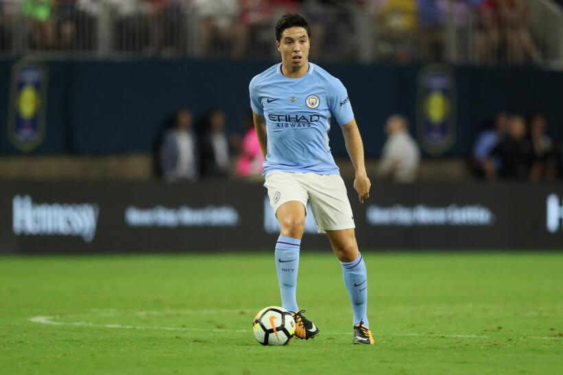 Tras su préstamo con Sevilla, Samir Nasri volvió al Manchester City pero...