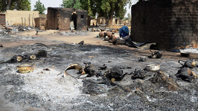 Nigeria es víctima de atentados de grupos como Boko Haram.