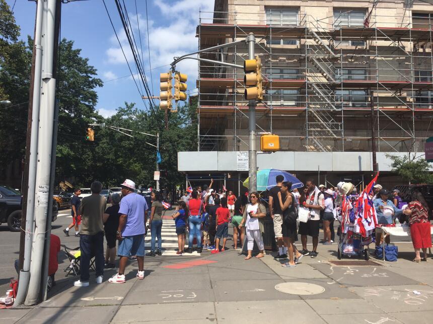 El Festival y Desfile Puertorriqueño de Jersey City ha querido consolida...