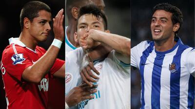 'Killers' mexicanos en Champions: 'Chucky' se mete en la lista de artilleros en el torneo