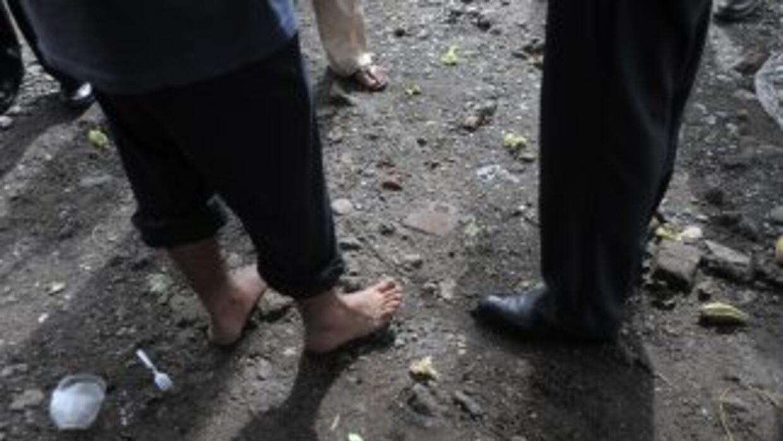 Migrantes principalmente centroamericanos son víctima de abusos, extorsi...