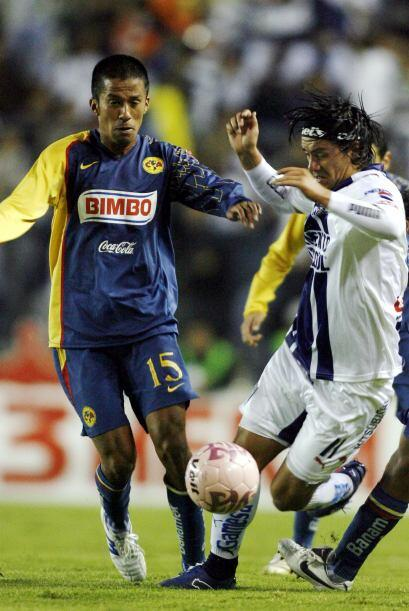 El juvenil del América Carlos Sánchez, se despidió de su sueño de trasce...