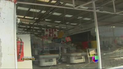 Pánico por terremoto en la frontera entre México y Guatemala