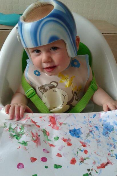 Andria sabía que cuando su bebé creciera sería v&ia...