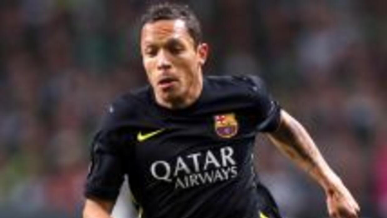 El brasileño ha recibido la confianza de Martino y parece que las lesion...