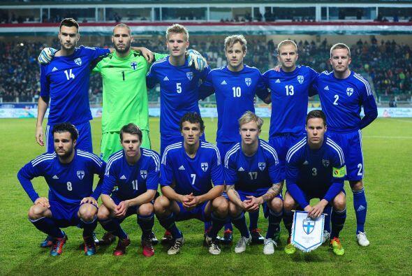 Los otros dos choques del F serán Finlandia vs. Grecia y el Irlanda del...