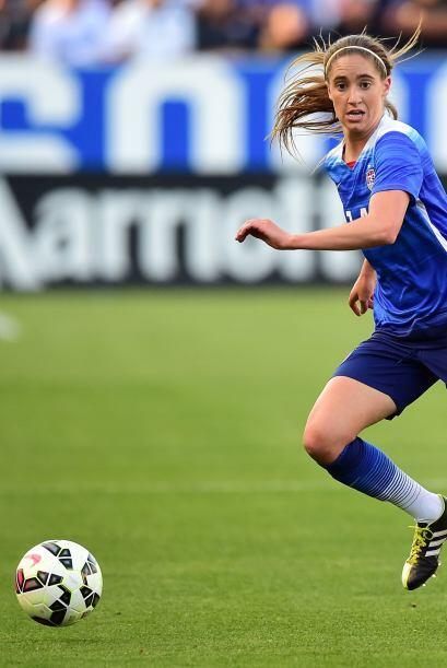 MORGAN BRIAN (USA) | La más joven de la selección estadounidense, con 22...