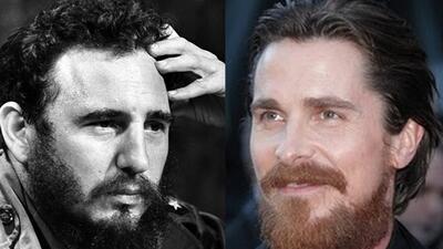 8 famosos que pueden interpretar a Fidel Castro en una película autobiográfica