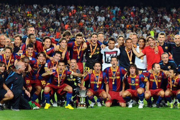 El Barça retomó el camino al ganar la Supercopa, en la que venció al ya...