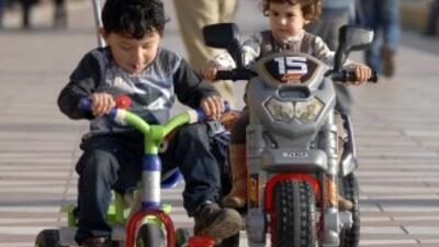 Según experta argentina, los niños más chicos son activos y se mueven es...