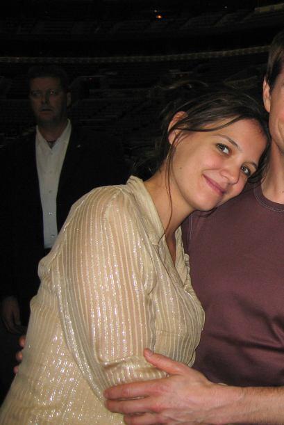 El deseo de Katie se hizo realidad el 17 de junio de 2005 cuando Cruise...