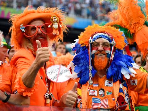 Netherland Fans