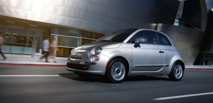 Puesto 9 – Fiat 500: Uno de los modelos más accesibles del mercado hoy p...