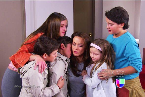 ¡Recupérate Ana y lucha para que Fernando te perdone!