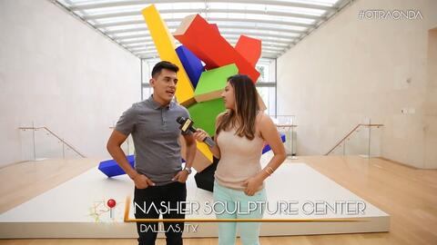 Otra Onda: Nasher Sculpture Center y Belanova