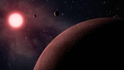 Diez nuevos planetas fueron detectados por Kepler.