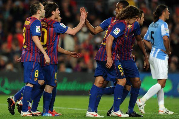 Lo de Messi es de película, es para aplaudir, un jugador impresionante q...