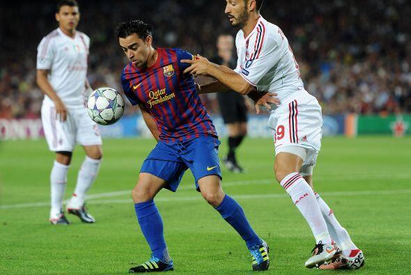 Como grandísimo favorito de la actual 'Champions' junto al Real Madrid,...