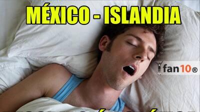 Los memes le pegaron con todo a México por otro partido 'molero'