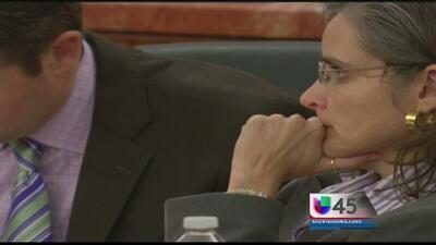 Sigue juicio contra Dra. González Angulo