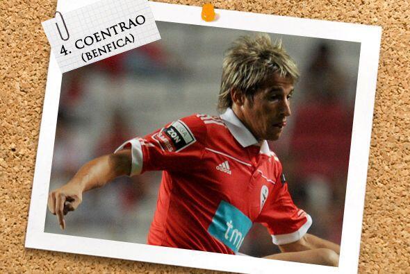 Seguimos con defensores goleadores, pues el portugués Fabio Coentrao tam...