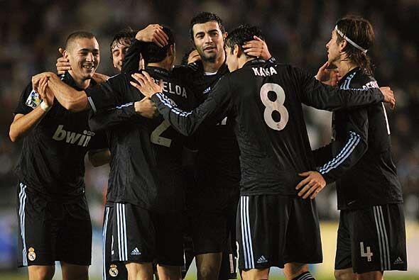 El Madrid conquistó el triunfo con ocho españoles, algo que no sucedía d...