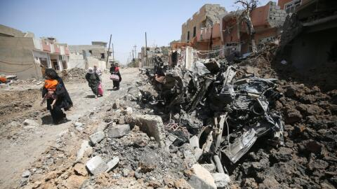 Se trata del incidente donde más civiles han muerto desde que com...