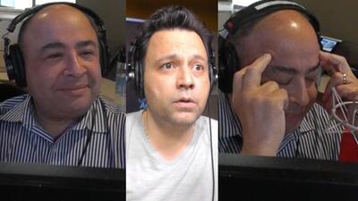 Omar puso a prueba el conocimiento del 'Nene', la tercera voz del show