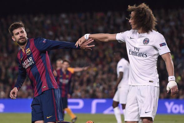 El Barcelona completó el pase a semifinales en el Camp Nou.