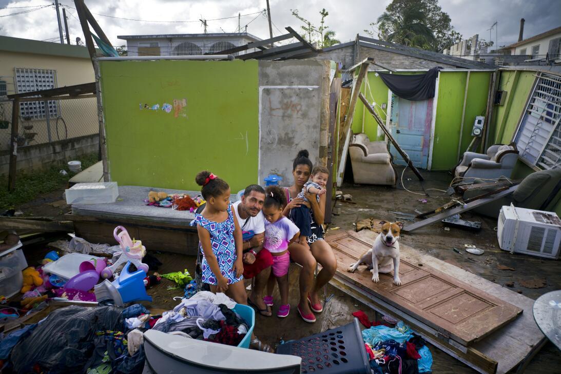 A un mes de María en Puerto Rico