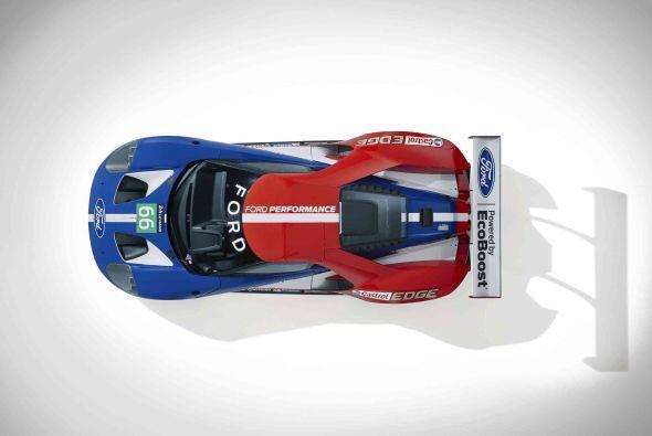 """""""Cuando el GT40 compitió en Le Mans en los años 1960, Henry Ford II trat..."""