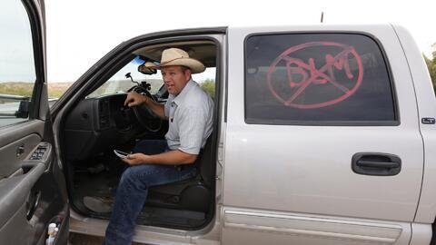 Hombres armados toman reserva natural de Oregon