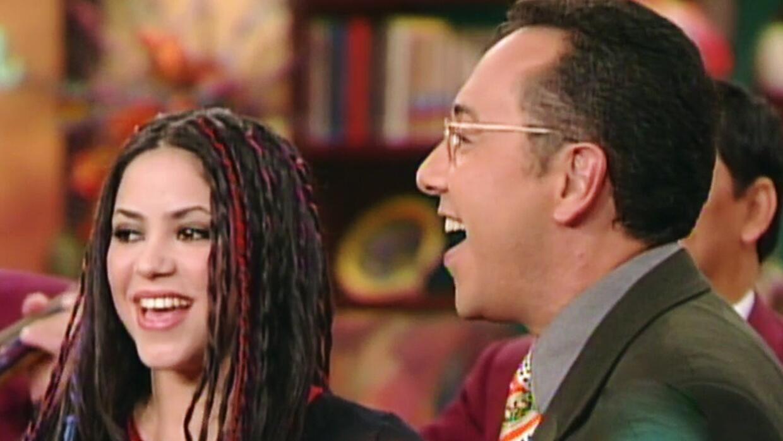 Recordamos el día que Shakira cantó 'Las Mañanitas' acompañada de mariachi