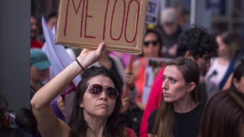 """Las trabajadoras del hogar dicen """"me too"""" o """"yo tambi&eac..."""