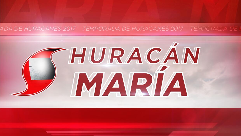 Huracán María
