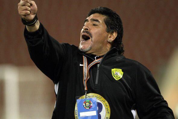 Angelo Pisani, abogado en Italia de Maradona, comentó que su defendido p...