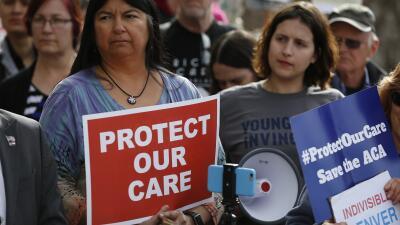 Juez federal en Texas declara inconstitucional Obamacare y pone en peligro la cobertura de salud para 20 millones de personas