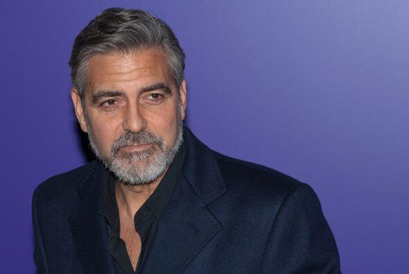 George Clooney 6 de mayo 1961.