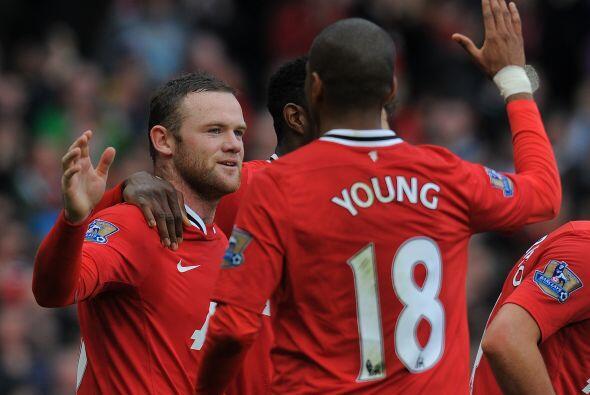 Dicho tanto le daba esperanza al United para que esta fuera una jornada...