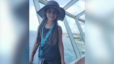 Niña boricua se queda sin una pierna por un trágico accidente durante unas vacaciones en Aruba