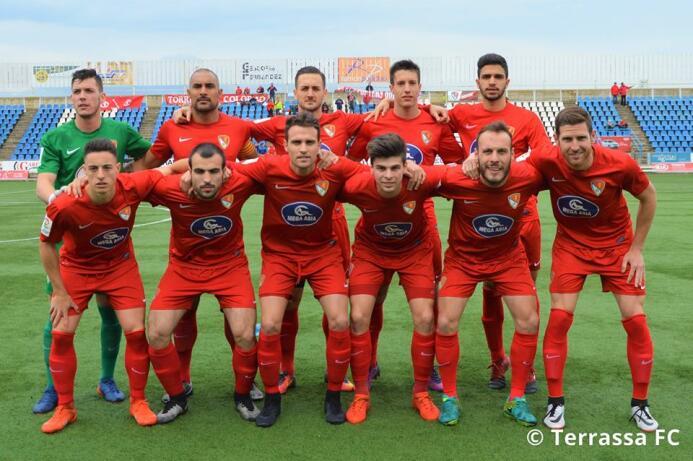El Terrassa F.C. es un equipo de tradición en la Segunda División, pese...