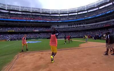 El día en que los Red Bulls se apoderaron del Yankee Stadium, con golead...