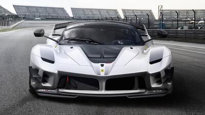 El Ferrari FXX-K Evo amplía las fronteras del poder híbrido