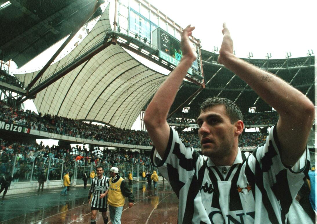 Mónaco-Juventus, una relación de larga data y varios cracks AP_970601019...