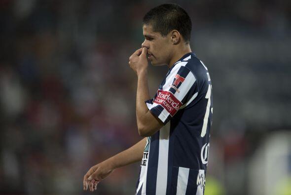 Además de él, el uruguayo Diego Alonso tomó la decisión de mandar al cam...