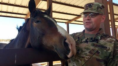 En fotos: Así apoya la Guardia Nacional a la Patrulla Fronteriza en Arizona