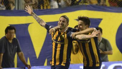 Rosario Central vs. Boca Juniors